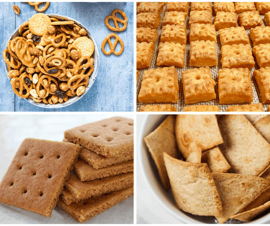 Crunchy snacks for kids