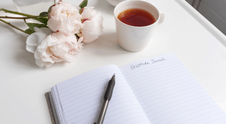 Self Care Journaling for Gratitude