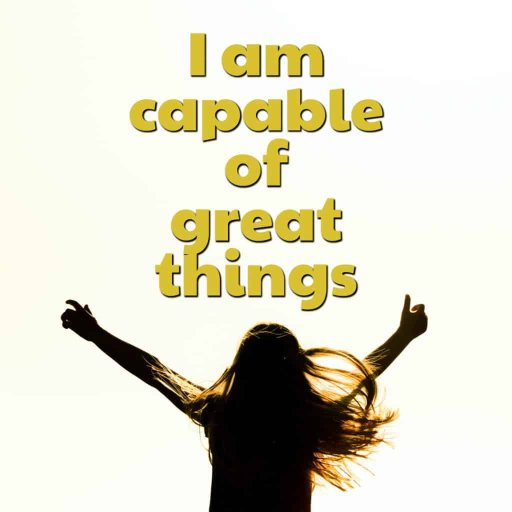 Battling Anxiety with Affirmations