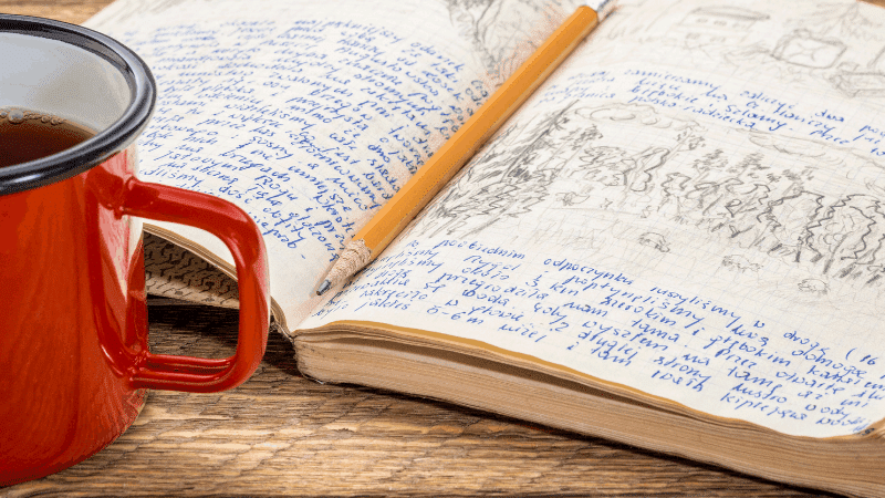 Tips for Self Care Journaling